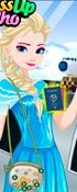 Elsa Flies To Thailand