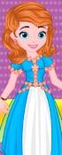 Princess Sofia Doll House Décor