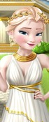 Elsa Time Travel: Ancient Greece