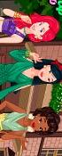 Princess Team Green