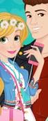 Rapunzel And Belle Love Rivals