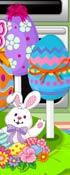 Easter Egg Cakes