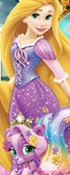 Rapunzel And Meadow Palace Pets