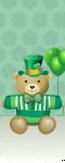 St Patricks Bear