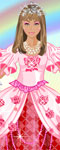 Rainbow Princess Dressup