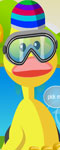 Baby Ducklings Dress Up Game