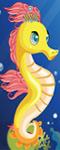Magic Seahorse
