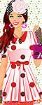 Polka Dot Party Dress Up