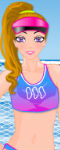 Beach Volleyball Dress Up Game
