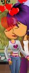 Mina's Kissing Party