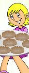 Kiddie Kitchen Macadamia Nut Cookies