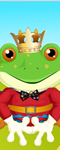 Frog Prince Dress Up Game