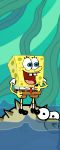 SpongeBob Incredible Jumping