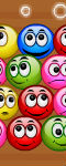 Bouncing Smileys Matching Game