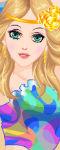 Sandy Beach Mermaid