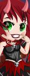 Cute Devil Girl