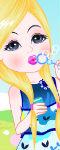 Bubble Girl Dress Up
