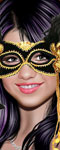Selena Gomez Halloween Make Up