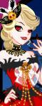 Anime Vampire Queen