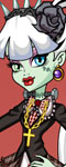 Monster High Cool Ghoul Frankie Stein