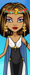 Monster High Cleo's Fashion