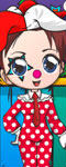 Clown Girl Dress Up Game