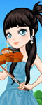 Violin Solo Girl