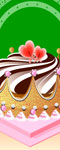 Crown Cake Decoration Game