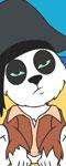 Panda Coloring Game