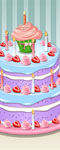 Birthday Cake Decor