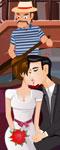 Kissing In A Gondola