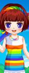 Rainbow Clothing Lover