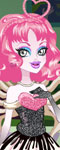 Monster High Series: C.A. Cupid Dress Up