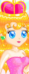 Glitter Princess Dress Up Game