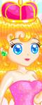 Glitter Princess Dress Up Game