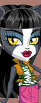 Monster High Chibi Werecat Sisters