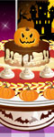 Halloween Pumpkin Pie