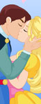 Cinderella Kissing The Prince