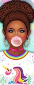 Blowing Bubbles Dress Up Games