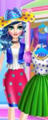 Candy Girl Dress Up Game