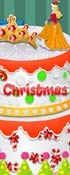 Christmas Cake Decoration Game