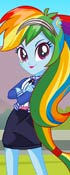 Dashie Pony Make Up