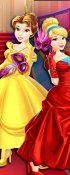 Disney Princesses Masquerade Shopping
