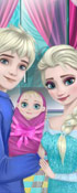 Elsa Baby Room Decoration