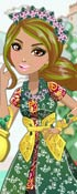 Ever After High Jillian Beanstalk Dress Up