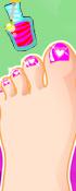 Foot Nail Polish