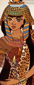 Jewel Of The Nile - Egyptian Regal Fashion