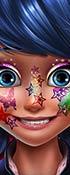 Ladybug Glittery Make Up