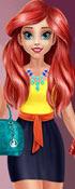 Mermaid Princess Glossy Make Up