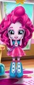 Minis Pink Pony Room Prep